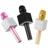 Караоке-микрофоны с колонкой