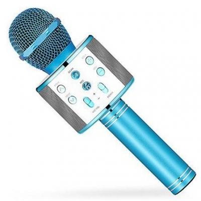 Караоке-микрофон WSTER WS-858 (replica) синий