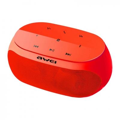 Портативная колонка Awei Y200 красная