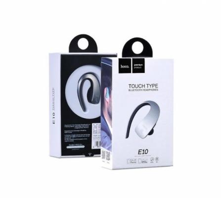 Моно Bluetooth-гарнитура Hoco E10
