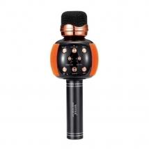Караоке-микрофон WSTER WS-2911 (original) оранжевый