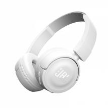 Беспроводные Bluetooth наушники JBL T450BT белые