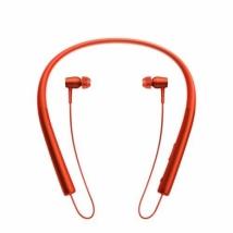 Беспроводные Bluetooth наушники Sony MDR-EX750BT красные