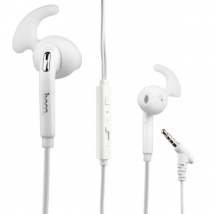 Гарнитура HOCO M6 Sport Earpiece белая