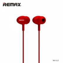 Гарнитура REMAX RM-515 красная