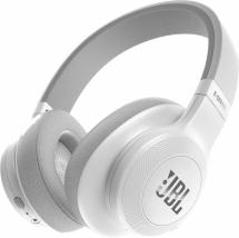 Bluetooth наушники с микрофоном JBL E55BT белые