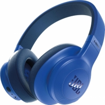 Bluetooth наушники с микрофоном JBL E55BT синие