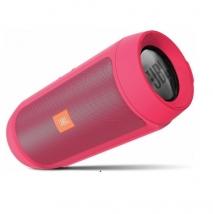 Беспроводная колонка JBL Charge 2+ (replica) розовая