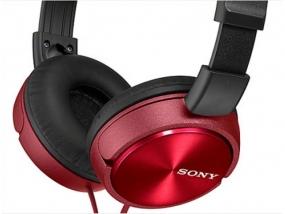 Наушники Sony MD-310 красные