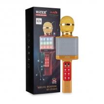 Караоке-микрофон WSTER WS-1828 (original) золотой
