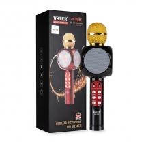 Караоке-микрофон WSTER WS-1816 черный