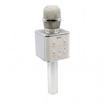 Караоке-микрофон VipTek VK02 серебристый