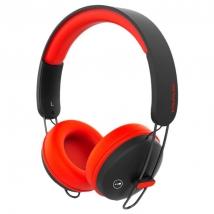 Беспроводные наушники Awei A800BL Bluetooth черно-красные