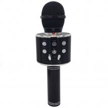 Караоке-микрофон WSTER WS-858 (replica) черный