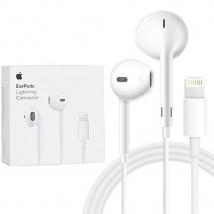 Наушники Apple EarPods с разъёмом Lightning [MMTN2ZM/A]