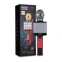 Караоке-микрофон WSTER WS-1828 (original) черный