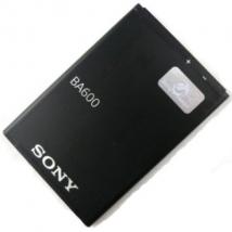 Аккумулятор для Sony Xperia U ST25i (BA600) аналог