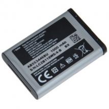 Аккумулятор для Samsung C5212 Duos, B100, B200, B2100, C3212, C3300, C5130, E1175 (AB553446BU)