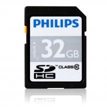 Карта памяти SD 32 Gb Philips