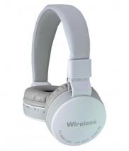 Беспроводные наушники JBL MS-881A Bluetooth белые