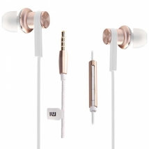 Наушники Xiaomi Mi in-ear Headphones Pro золотые