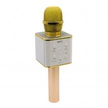 Караоке-микрофон VipTek VK02 золотой