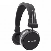 Беспроводные Bluetooth наушники Awei A700BL черные