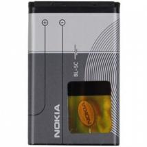 Аккумулятор для Nokia 100 (Nokia 101, 1100, 1101, 1110, 1112, 1200, 1202, 1208, 1209, 1280, 1600, 1616, 1650, 1661, 1680 classic, 1800, 2220 slide, 2300) (BL-5C) аналог