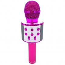 Караоке-микрофон WSTER WS-858 (replica) розовый