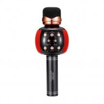 Караоке-микрофон WSTER WS-2911 (original) красный