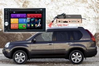 Магнитола для 2din, Nissan RedPower 51001 DVD DSP ANDROID 8+