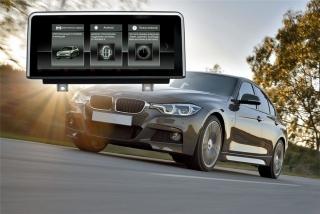 Головное устройство для BMW 1 и 3 серии (F20, F30, F32) RedPower 31079 IPS