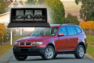Головное устройство для BMW X3 (кузов E83) RedPower 51203 IPS