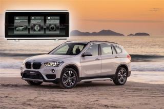 Головное устройство для BMW X1, кузов F48 (2015-2017) RedPower 51101 IPS