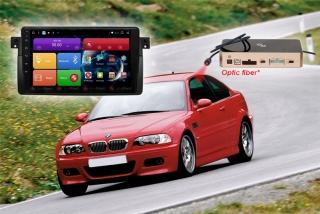 Автомагнитола для BMW 3 кузов E46 RedPower 51081 R IPS DSP ANDROID 8+
