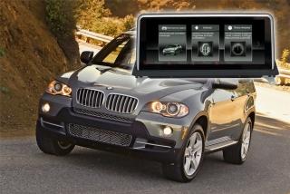 Головное устройство для BMW X5, кузов E70 (07-10) и X6 кузов E71- E72 (07-10)   RedPower 31107 IPS
