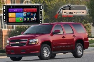 Магнитола для Chevrolet Tahoe RedPower 51021 IPS DSP ANDROID 8+