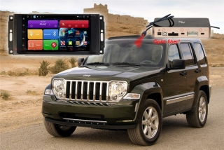 Магнитола для Jeep Dodge Chrysler RedPower 51216 IPS DSP ANDROID 8+