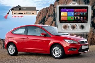 Автомагнитола для Ford Focus (кондиционер) RedPower K 51137 R IPS DSP ANDROID 8+