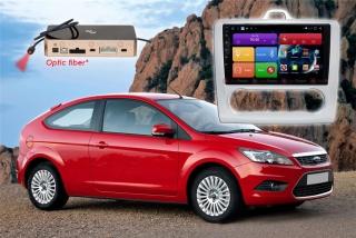 Автомагнитола для Ford Focus (климат-контроль) RedPower 51136 R IPS DSP ANDROID 8+