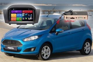 Магнитола для Ford Fiesta RedPower 51141 IPS DSP ANDROID 8+