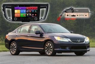 Автомагнитола для Honda Accord 9 (2014+) RedPower K 51690 R IPS DSP ANDROID 8+