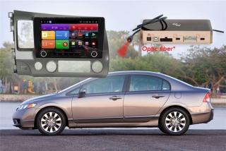 Автомагнитола для Honda Civic RedPower K 51024 R IPS DSP ANDROID 8+