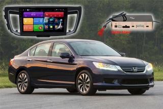 Автомагнитола для Honda Accord 9 (2014+) RedPower 51690 R IPS DSP ANDROID 8+