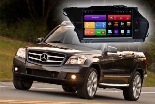 Магнитола Mercedes Benz Benz GLK (2012-2015) Redpower 31668