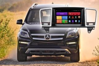 Головное устройство для Mercedes Benz GL X166 (2012-2016) и ML W166 (2011-2015) Redpower 31270