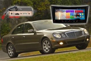 Магнитола для Mercedes E-класс, G-класс, GLS RedPower 51568 IPS DSP ANDROID 8+
