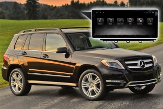 Головное устройство для Mercedes Benz GLK-класс (2008-2012) RedPower 51867 IPS