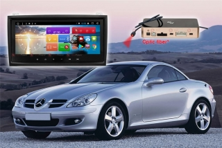 Магнитола для Mercedes  SLK кузов R171 RedPower 51768 IPS DSP ANDROID 8+