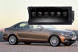 Головное устройство для Mercedes Benz C class W204 RedPower 51968 IPS